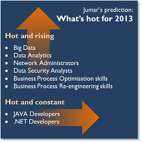 Big data, Data Analytics, Network Administrators, Data Security Analysts, Business Process Organisation, Business Process Re-engineering, JAVA, .NET